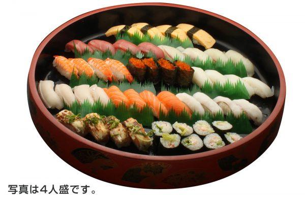 寿司盛【椿】3人盛